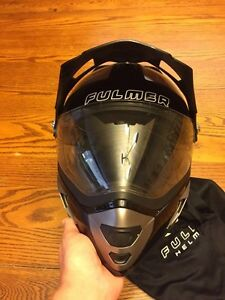 ATV / Snowmobile Fulmer Helmet - hardly used Strathcona County Edmonton Area image 3