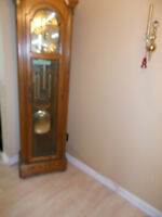 moving sale nice grandfather clock must see