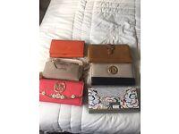 6 woman's purses