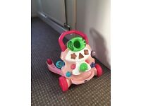 Baby walker only 3£