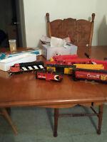 Trains miniatures