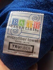 Microfibre yoga towel Kitchener / Waterloo Kitchener Area image 1