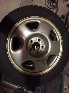 Honda Accord Tires and Rims