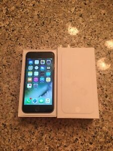 iPhone 6, excellent condition with box