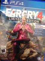 PlayStation 4 Farcry 4