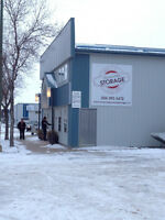 Heated Indoor Mini Storage Units for $99/month in Niverville