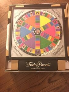 Trivia Pursuit Silver edition brand new in box Kitchener / Waterloo Kitchener Area image 3