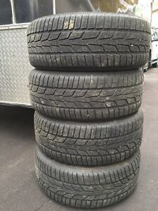 215/55R16 winter tires 80$ all 4