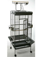 small to medium size parrot cage