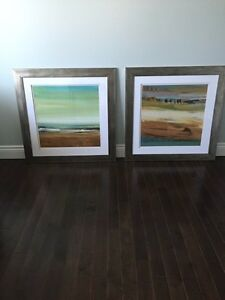 Beautiful watercolour prints and frames  West Island Greater Montréal image 2