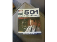 501 Must- See Movies Book