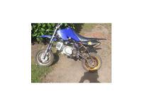 110cc Pit Bike Spares or repair