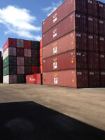 SHIPPING / STORAGE Containers for Sale / Rent ~~ Fall Specials!!