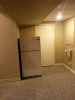 Partially Furnished Basement in Brampton (Bovaird and Main)