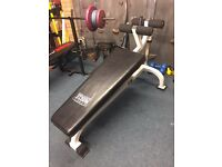 Incline Sit-up Bench