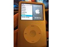 Apple iPod 7th generation 160gb
