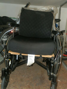 Manual Wheel chair-- promoting independence at home.