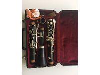 Jupiter Clarinet