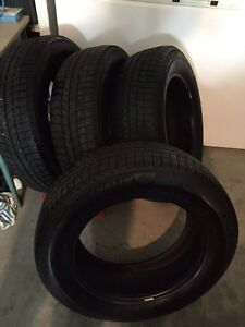 Brand new Michelin 215/65R17 X-Ice winter tires for sale