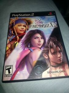 Playstation 2 Final Fantasy x-2