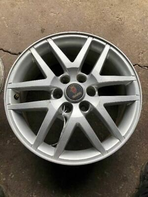 Wheel 18x8 Alloy 6 Double Spoke Polished Opt QF8 Fits 06-09 SAAB 9-7X 153718 Spoke Polished Alloy Wheel