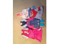 Girls Clothing age 9-12 months