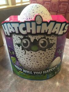 6 HATCHIMALS for sale!!!!