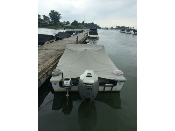 Used 2010 Lund Boat Co Fisherman 1750