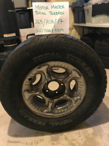 15, 16, & 17 Inch Tires for sale. Rims too