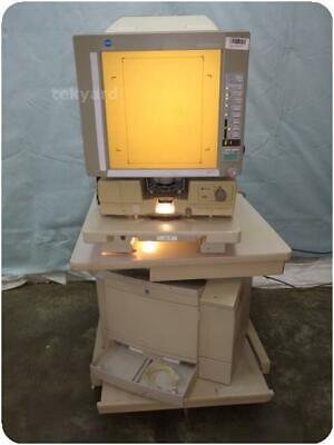 Konica Minolta Ms6000 Mkii Microfilm Microfiche Desktop Scanner 228079