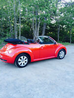 2008 Volkswagen New Beetle Convertible Coupe (2 door)