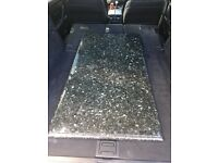 Black granite work top £40