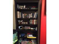 IKEA bookshelf with 6 shelves