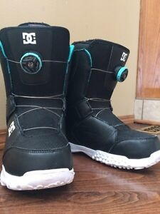 Great Woman's DC Snowboard boots