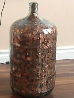 Want to get rid of these old pennies?