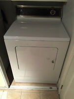 Laveuse secheuse Maytag heavy duty