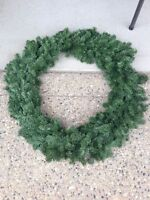 CRAFTERS ALERT--wreaths and trees