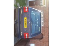 citroen synergie 01 plate 110k 10mth test 7 seater