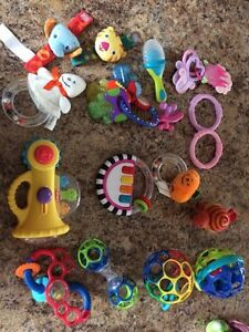 Baby/infant toys/ teething toys