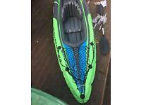 Intex k2 challenger kayak