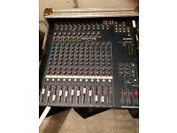 Yamaha mg 166c mixing desk