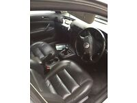 Volkswagen Passat heated leather seats
