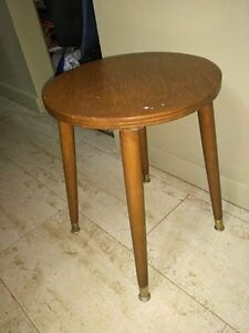Simple Table, Stool, or Plant Stand CROWSNEST PASS