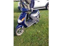 50cc runs and rides