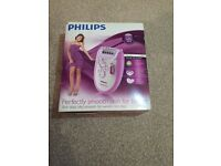 PHILIPS EPILATOR (RRP £49.99)