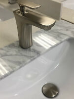 WOW SINGLE HANDLE ROYAL ELEGANCE BATH FAUCET FOR VANITY $229