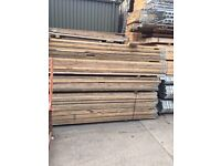 Scaffolding boards second hand 13 '