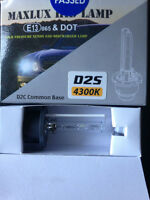 D2S HID bulb, new, Mazda/BMW/Chrysler
