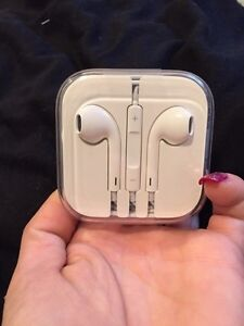 Brand new never opened iPhone EarPods