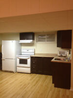Rockland - 1 bedroom basement apartment EVERYTHING INCLUDED